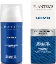 Kup Nawilżający balsam po goleniu z kwasem hialuronowym - Planter's Hyaluronic Acid Men Anti-Age After Shave Balm
