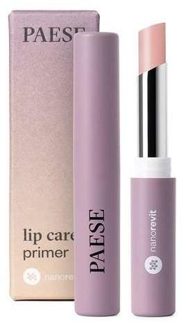 Baza do ust - Paese Nanorevit Lip Care Primer