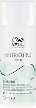 Kup Szampon do włosów kręconych bez siarczanów - Wella Professionals Nutricurls Waves Shampoo (miniprodukt)