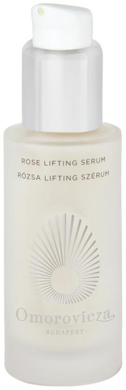 Liftingujące serum różane do twarzy - Omorovicza Rose Lifting Serum — фото N2