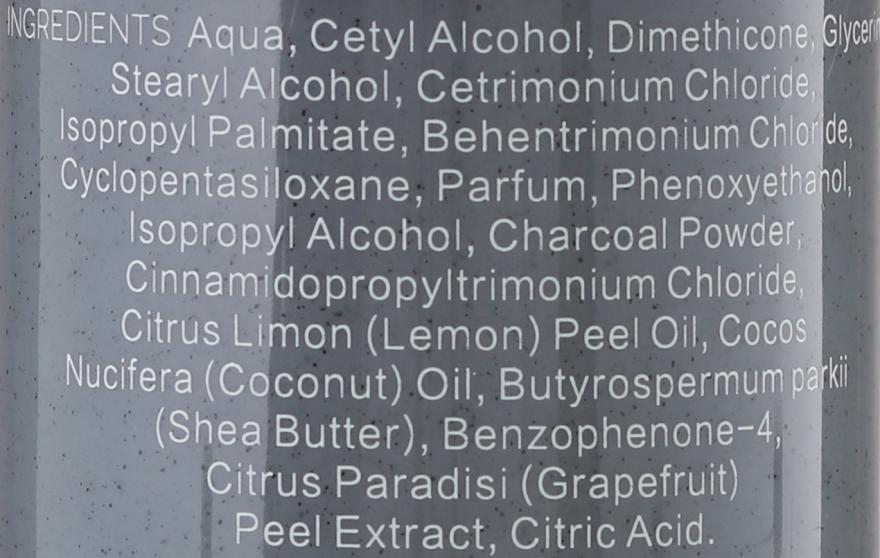 Oczyszczająca odżywka do włosów - Xpel Marketing Ltd Xpel Hair Care Cleansing Revitalising Purifying Charcoal Conditioner — фото N3