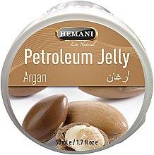 Kup Wazelina z olejem arganowym - Hemani Petroleum Jelly With Argan