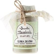 Kup Marokańska glinka zielona w pudrze - Beauté Marrakech Green Clay