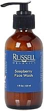 Kup Żel pod prysznic - Russell Organics Soapberry Face Wash Gentle Cleanser