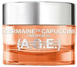 Kup Ujędrniający krem rewitalizujący do twarzy - Germaine De Capuccini Timexpert C+ (A.G.E.) Intensive Multi-Correction Cream