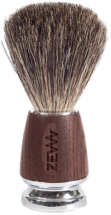 Zestaw - Zew For Men Wet Shaving Set (soap/85ml + razor/1psc + sh/brush/1pcs + sh/cup/1pcs + sh/stand/1pcs) — фото N6