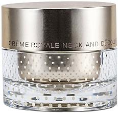 Kup Przeciwstarzeniowy krem na szyję i dekolt - Orlane Creme Royale Neck and Decollete
