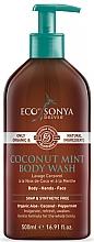 Kup Żel pod prysznic Kokos i mięta - Eco by Sonya Coconut Mint Body Wash
