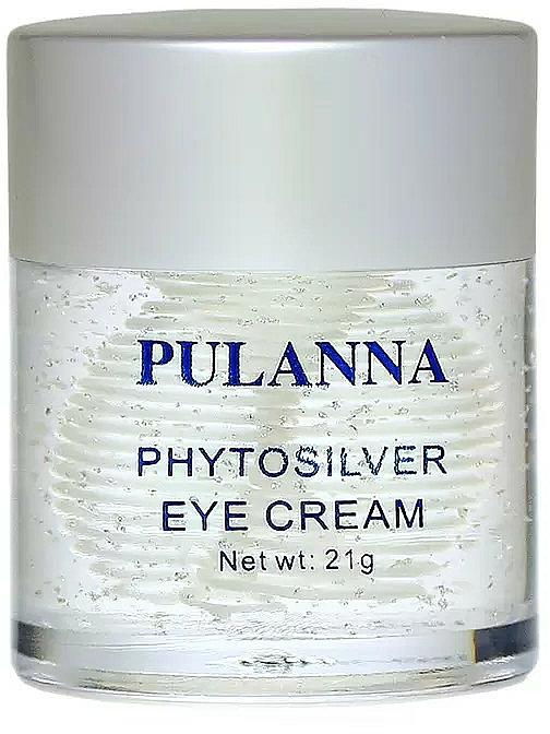 Aksamitny krem pod oczy - Pulanna Phytosilver Eye Cream  — фото N1