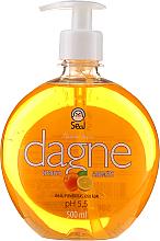 Kup PRZECENA! Mydło w płynie Cytrusy - Seal Cosmetics Dagne Liquid Soap *