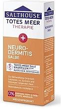 Kup Maść medyczna na atopowe zapalenie skóry z solą i chlorkiem magnezu z Morza Martwego - Salthouse Totes Meer Therapie Neurodermitis Salbe