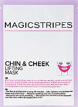 Kup Maseczka liftingująca policzki i podbródek - Magicstripes Chin & Cheek Lifting Mask