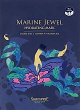 Kup Nawilżająca maska do twarzy - Shangpree Marine Jewel Hydrating Mask
