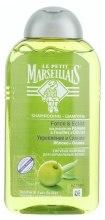Kup Szampon do włosów normalnych Jabłko i oliwka - Le Petit Marseillais