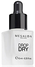 Kup Krople przyspieszające schnięcie lakieru do paznokci - Mesauda Milano Drop Dry 112