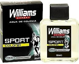 Kup Woda kolońska - Williams Expert Sport Colonia