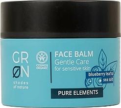 Kup Balsam po goleniu - GRN Pure Elements Blueberry & Sea Salt Face Balm