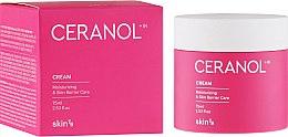 Nawilżająco-regenerujący krem do twarzy - Skin79 Ceranol+In Cream Moisturizing & Skin Barrier Care — фото N1