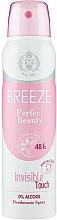 Kup Breeze Deo Spray Perfect Beauty - Dezodorant w sprayu