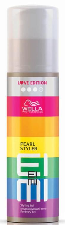 Żel do stylizacji włosów - Wella Professionals EIMI Pearl Styler Gel Love Edition — фото N1