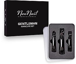 Kup Zestaw do manicure dla mężczyzn - NeoNail Professional Gentleman Manicure Set