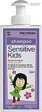 Kup Delikatny szampon do włosów dla dzieci - Frezyderm Sensitive Kids Shampoo Girl
