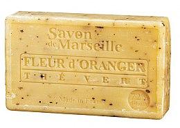 Kup Mydło - Le Chatelard 1802 Savon de Marseille Orange Flower Green Tea