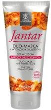 Kup Duomaska z wyciągiem z bursztynu do włosów bardzo zniszczonych - Farmona Jantar