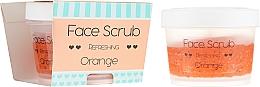 Kup Odświeżający peeling do twarzy i ust Pomarańcza - Nacomi