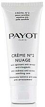 Kup Antystresowy rem do twarzy kojący podrażenienia - Payot Creme No2 Nuage Anti-Redness Anti-Stress Soothing Care