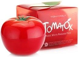 Kup Rozświetlająca maseczka do twarzy - Tony Moly Tomatox Magic White Massage Pack