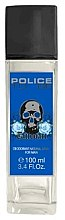 Kup Police To Be Tattooart For Man - Dezodorant w sprayu