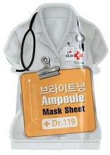 Kup Maska na tkaninie dla jasności skóry - Urban Dollkiss Dr.119 Brightening Ampoule Mask Sheet