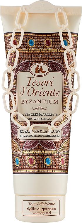 Tesori d`Oriente Byzantium Shower Cream - Perfumowany krem pod prysznic