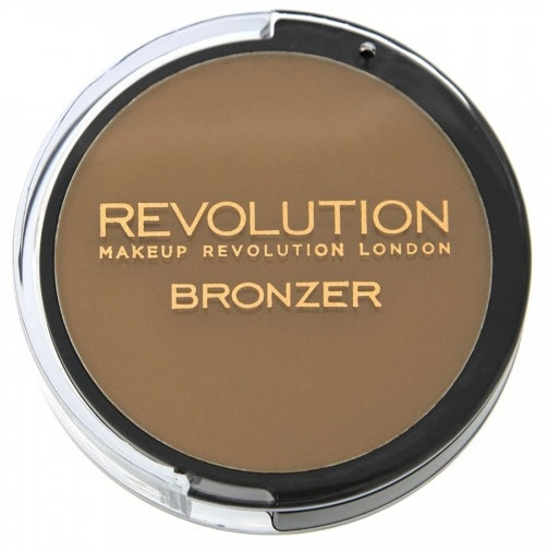 Bronzer do twarzy - Makeup Revolution Bronze Kiss