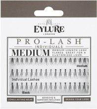 Kup Kępki rzęs - Eylure Black Individual Pro Medium Length Lashes