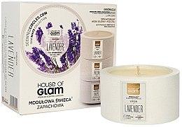 Kup Modułowa świeca zapachowa - House of Glam Virgin Lavender