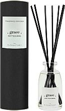 Kup Patyczki zapachowe - Ambientair The Olphactory Black Grace Mint Tea & Basil