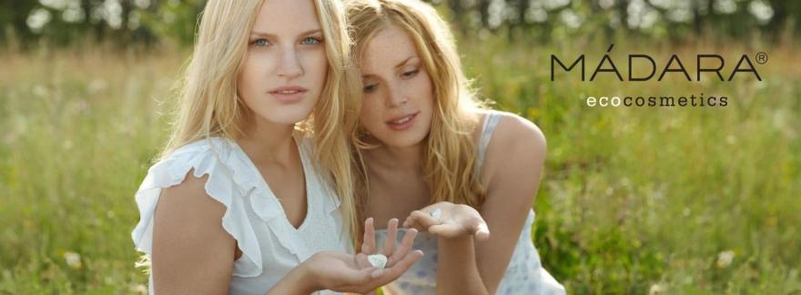 Roślinno-mineralny dezodorant - Madara Cosmetics Herbal Deodorant — фото N2