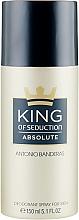 Kup Antonio Banderas King of Seduction Absolute - Dezodorant w sprayu
