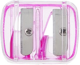 Kup Podwójna temperówka kosmetyczna, różowa - Top Choice