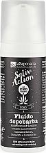 Kup Kojący fluid do twarzy po goleniu - La Saponaria Uomo SativAction Aftershave Fluid