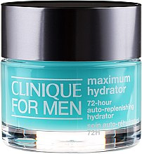 Kup Nawilżający krem do twarzy dla mężczyzn - Clinique For Men Maximum Hydrator 72-hour Auto-Replenishing