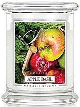 Kup Świeca zapachowa w szkle - Kringle Candle Apple Basil