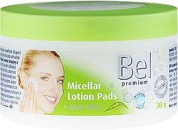 Kup Płatki kosmetyczne z aloesem - Bel Premium Lotion Pads with Aloe Vera
