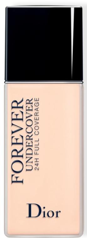 Kryjący podkład do twarzy - Dior Forever Undercover 24H Full Coverage Foundation — фото N1