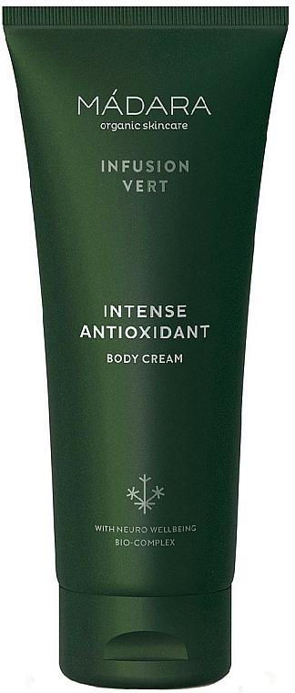 Krem do ciała - Madara Cosmetics Infusion Vert Intense Antioxidant Body Cream — фото N1