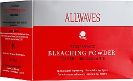 Kup Proszek do rozjaśniania włosów - Allwaves Bleaching Powder