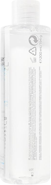 Woda micelarna do skóry wrażliwej - La Roche-Posay Micellar Water Ultra — фото N2