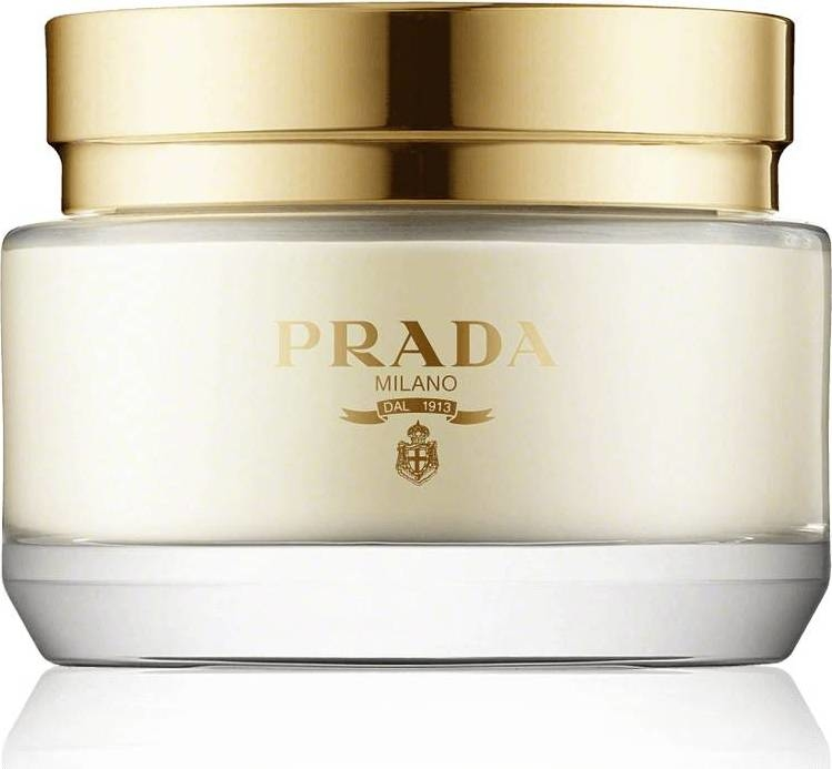 Prada La Femme Prada Velvet Body Cream - Aksamitny krem do ciała — фото N2
